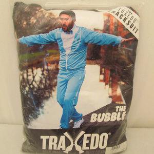 Other - Traxedo The Bubble Blue Tuxedo Tracksuit